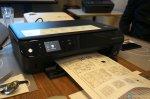 Epson Plotter – solide Gerät, damit wir schön unterschiedliche Dokumenten drucken können